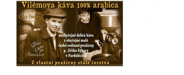 Vilémova káva - Hradec Králové