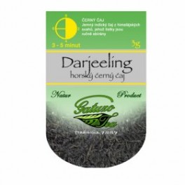 Čaj Gatuzo Darjeeling