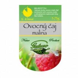 Čaj Gatuzo, ovocný čaj - malina