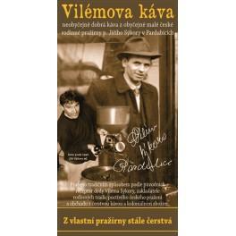 Vilémova káva zrnková 0,25Kg