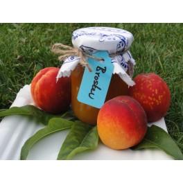 Ovocná zavařenina - broskev